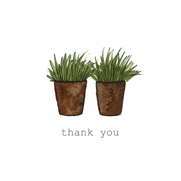 Thank you plants