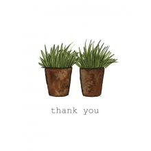 Thank you plants