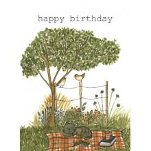 Happy Birthday picnic